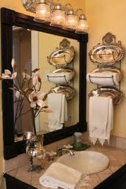 craft ideas for bathroom 3 tips add style to a small bathroom bath accessories towels