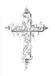 black and white meaning cross tattoo design tattoomagz
