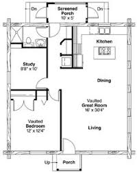Small Mother In Law House Tiny House Blueprint Blueprint Blueprints And Plans