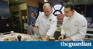 Robert Irvine Resume A Cv That Proved A Recipe For Disaster Us Channel Axes British