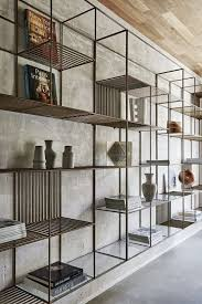 chic metal shelving systems best 25 metal shelving units ideas on