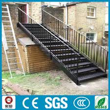 outdoor straight metal stairs price buy metal stairs price