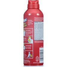 Clothes Anti Static Spray Magic Fresh Scent Static Remover 6 Oz Can Walmart Com