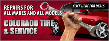 Used Tires And Rims Denver Co Aurora Thornton Centennial Tires U0026 Auto Repair Colorado Tire