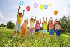 balloons around the world day