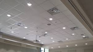 Led Bulbs For Recessed Can Lights by Conference Room Gets An Led Upgrade Accurate Technologies