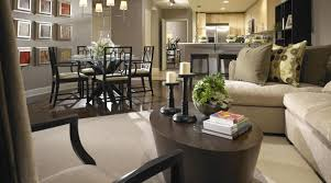 open floor plan kitchen dining living room living room stunning kitchen and living room with glass dining