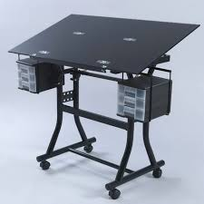 Martin Drafting Table 92 Best Glass Table Designs Images On Pinterest Patio Tables