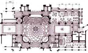raffles hotel floor plan resort planning and design sketch small layout plan