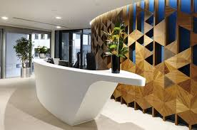 Corian Reception Desk Corian And Solid Surface From Cd Uk Limited Ronak