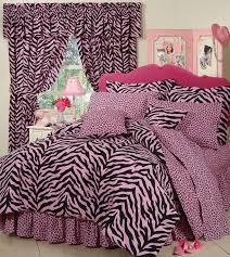 pink and black zebra bedding unique animal print zebra bedding
