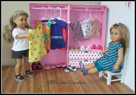 18 inch doll storage cabinet gigi s doll and craft creations american doll closet and