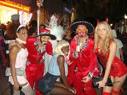 lincoln rd halloween party miami beach fl why i love miami