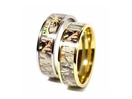 Camouflage Wedding Rings by Best Camo Wedding Rings For Him And Her