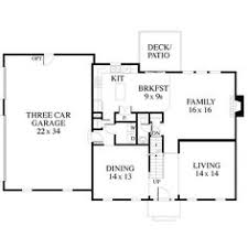 center colonial floor plans plan 44045td center colonial house plan center