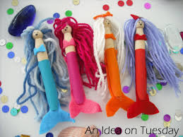 an idea on tuesday pirates and mermaids