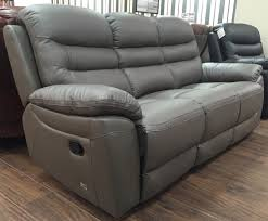 three seater recliner sofa leather 3 seater recliner sofa 3rr