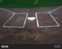 home plate home plate batters box image u0026 photo bigstock