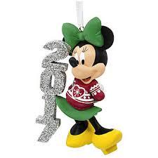 disney minnie mouse 2017 sweater ornament