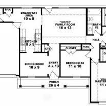big house plans home architecture house plans single story large house plans