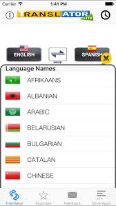 english to spanish translator lite on the app store