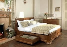 High Bed Frame Single Platform Bed Ianwalksamerica
