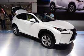 all new lexus nx compact new lexus nx compact suv detailed in beijing video fooyoh