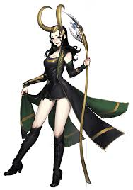 lady loki for hawaii u0027s comic con i think yes maybe not like this