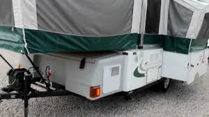 2011 coleman utah tent trailer demo youtube