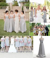 Light Gray Bridesmaid Dress We Love Grey Bridesmaid Dresses In 2014 Grey Bridesmaid Dresses