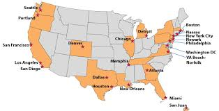 us map atlanta to new york project areas nhbs surveillance systems statistics center