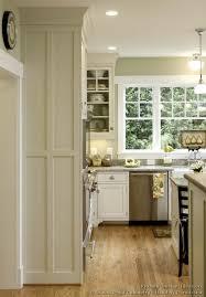 kitchen cabinet end ideas homeofficedecoration kitchen cabinet panel ideas