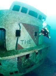 Dive Flag Australia Trip Report Diving Alabama U0027s Lulu Scuba Diving