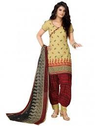 dress materials online shopping unstitched suits online cotton