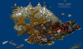 Adventure Map From Ashes Minecraft Ctm Adventure Map Download Review