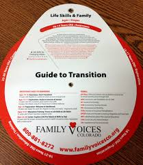 Colorado Medical Durable Power Of Attorney by Transition Guide By Life Domain Family Voices Co Home