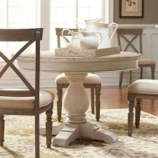 Dining Room Tables White Top 25 Best Pedestal Dining Table Ideas On Pinterest Round