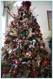 fashioned christmas tree fashioned christmas tree decorations ideas 3