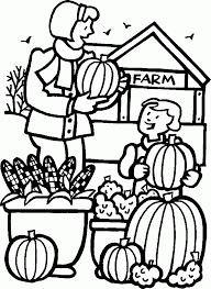 free pumpkin patch coloring pages kids coloring
