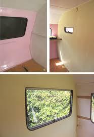 Caravan Interiors 1957 Siesta Travel Trailer Vintage Camper L O V E Pinterest