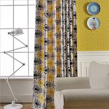 Curtains Printed Designs Window Curtains For Living Room Luxurious European Bedroom Curtain