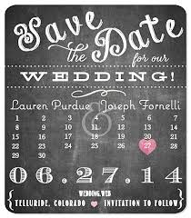 save the date wedding magnets playful type calendar chalkboard save the date wedding magnets