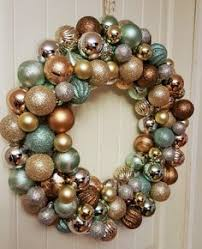 diy ornament wreath 30 nataliastyle wreaths ornament
