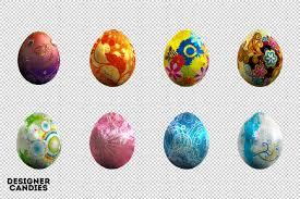 free easter egg renders pack designercandies
