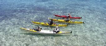 pacific island adventure holiday sea kayak fiji yasawa islands