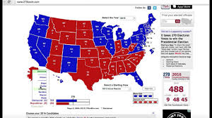 2016 Senate Map Projections by Must Watch Us Presidential Election 2016 Exact Prediction Youtube