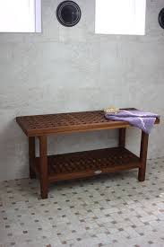 Wood Shower Bench Amazon Com The Original Grate 36