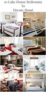 272 best the rustic chic home images on pinterest rustic chic lake house bedrooms