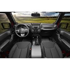 4 Door Jeep Interior Rugged Ridge 11157 95 Wrangler Jk Interior Trim Accent Kit
