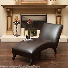 leather chaise lounge sofa leather chaise lounge ebay